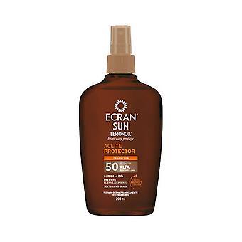 Sunscreen Oil Ecran SPF 50 (200 ml)