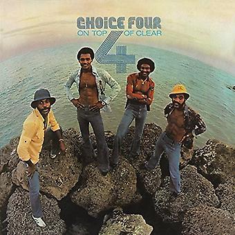 Choice Four - On Top of Clear (Bonus Tracks Edition) [CD] USA import