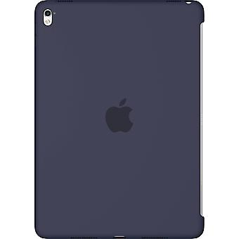 Apple Silicone Case with Microfiber Lining for Apple iPad Pro 9.7 Inch - Midnight Blue