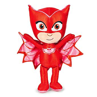 PJ Masks Pajama Heroes Ugglis Stuffed Animals Soft ice 60cm B-Sorting