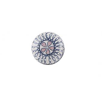 CGB Giftware Flower Pattern Drawer Pull Handle Knob