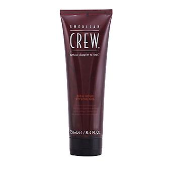 American Crew Firm Hold gel de estilo