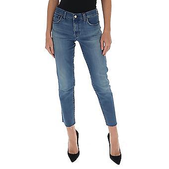 J Brand Jb002708j43016 Dames's Blue Cotton Jeans