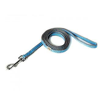 Doggy Things REFELCTIVE BLUE LEAD M (Dogs , Collars, Leads and Harnesses , Leads)