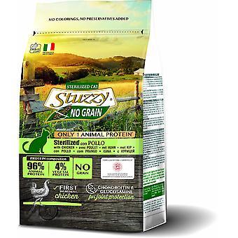 Stuzzy Cat Grain Free Gato   Esterilizado Pollo (Cats , Cat Food , Dry Food)