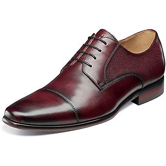 Florsheim Mens Postino Lace Up Casual Oxfords
