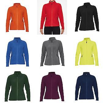 Gildan Hammer Womens/Ladies Micro Fleece Jacket