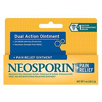 Neosporin + first aid antibiotic, pain relieving ointment, 1 oz