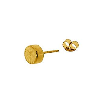 Jakob Strauss 9 carats jaune or Gents fantaisie boucle