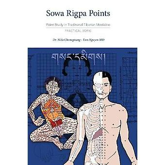 Sowa Rigpa Points Point Study in Traditional Tibetan Medicine by Chenagtsang & Nida