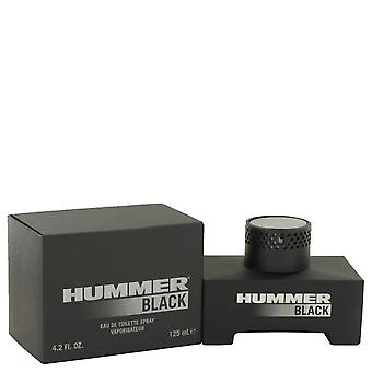 Hummer Black by Hummer Eau De Toilette Spray 4.2 oz / 125 ml (Men)