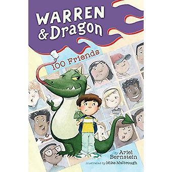 Warren & Dragon 100 Friends by Ariel Bernstein - 9780425288443 Bo