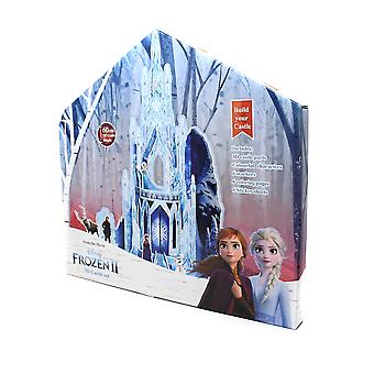 Frozen 2 Childrens/Kids Build Your Own 3D Ice Castle