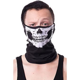Poizen Industries Skull Snood