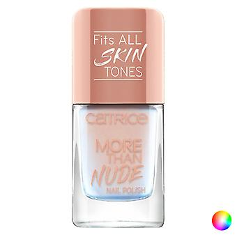 nail polish More Than Nude Catrice (10,5 ml)/06-roses are rosy 10,5 ml