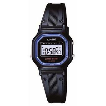 LA11WB-1, Casio Mujeres Resina Casual Sport Watch