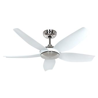 DC loft fan Eco Volare 116 Chrome / Hvid
