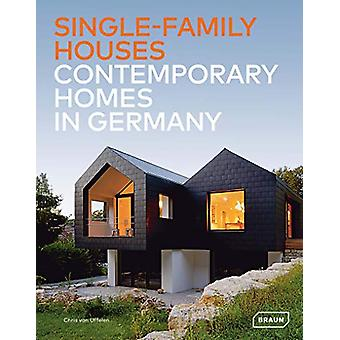 Single-Family Houses - Contemporary Homes in Germany by Chris van Uffe