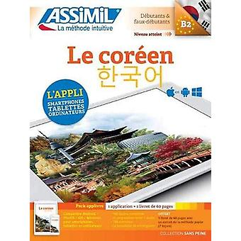 Pack App-Livre Le Coreen by Inseon Kim - 9782700564709 Book