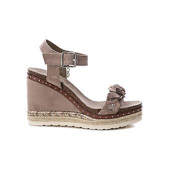 Xti - shoes - wedge pumps - 48921_TAUPE - ladies - tan - EU 41