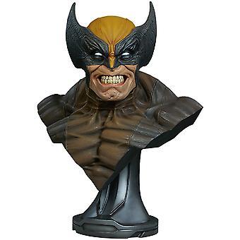 X-Men Wolverine Life-Size Bust