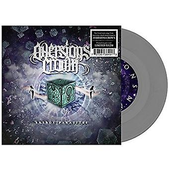 Aversions Crown - Erebus / Parasites (Grey) [Vinyl] USA import