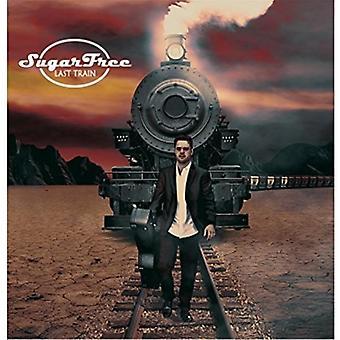 Sugar Free - Last Train [CD] USA import