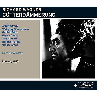 Wagner / Windgassen / Covent Garden Orchestra - Gotterdammerung [CD] USA import