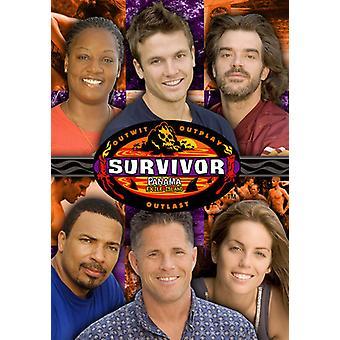 Survivor - Survivor: Panama-Exile Island [DVD] USA import
