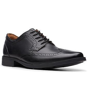 Clarks Tilden Wing Herren Formal Lace Up Schuhe