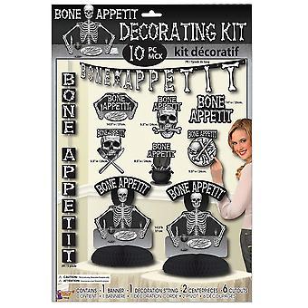 Bristol Novelty Bone Appetit Decorating Kit