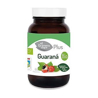 Guaraná Bio 90 cápsulas (400mg)