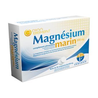 Marine magnesium 30 tablets of 300mg