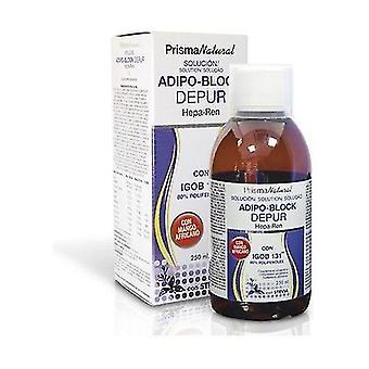 Adipo Block Depur Hepa Ren 500 ml