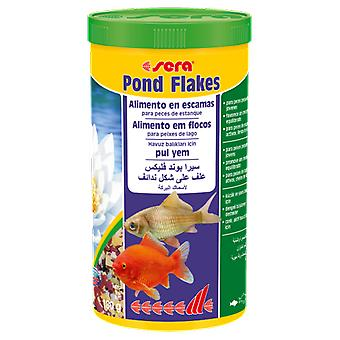 Sera Sera Pond Flakes (Fish , Ponds , Food for Pond Fish)