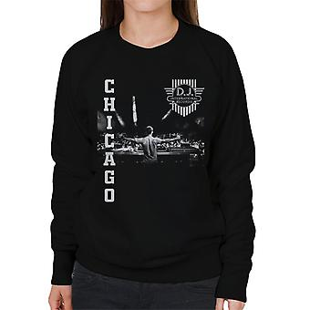 DJ International Chicago Live Women's Sweatshirt