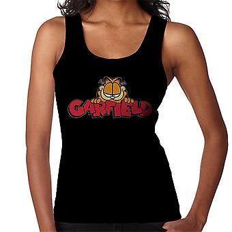 Garfield Smile Classic Logo Women's Vest