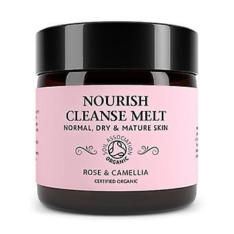 Botanicals Nourish Cleanse Melt Rose & Camelia 60g