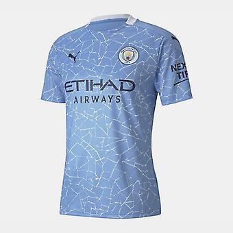 Puma Manchester City Home Shirt 20/21 Mens