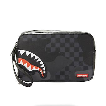 Sprayground 3AM Toilette Sac Noir