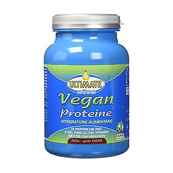 Vegan Cocoa Flavor Protein 450 g of powder