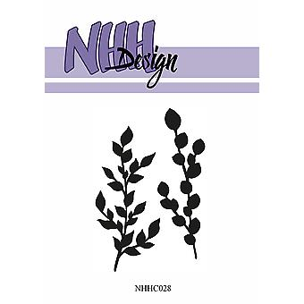 NHH Design Branches Clear Stamps