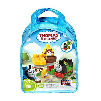 Mega blocks - thomas & friends - percy on the farm