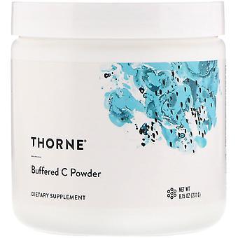 Thorne Research, Buffered C Powder, 8.15 oz (231 g)