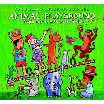 Putumayo Kids Presents - Animal Playground [CD] USA import