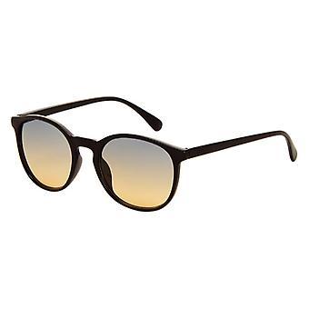 Gafas de sol Unisex alrededor de Kat. 3 negro/marrón (Básico 75-B)