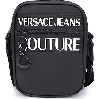 Versace Jeans Couture Couture Logo Nylon Pouch Bag