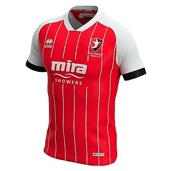 2020-2021 Cheltenham Errea Home Football Shirt