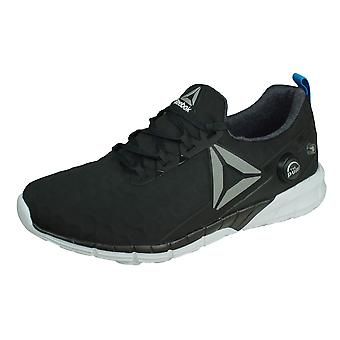 Reebok ZPump Fusion 2.5 WP Womens Running Shoes - Black