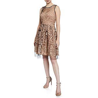 Taylor Woman | Mesh Cocktail Dress